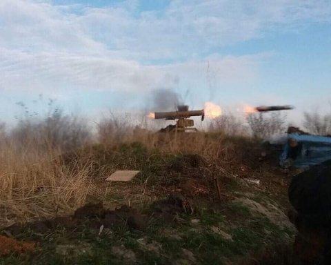 Бійці ЗСУ знищили 5 бойовиків на Донбасі за добу