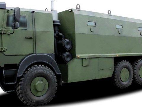 Потужна і швидка: українські бійці отримали  на озброєння повнопривідну вантажівку