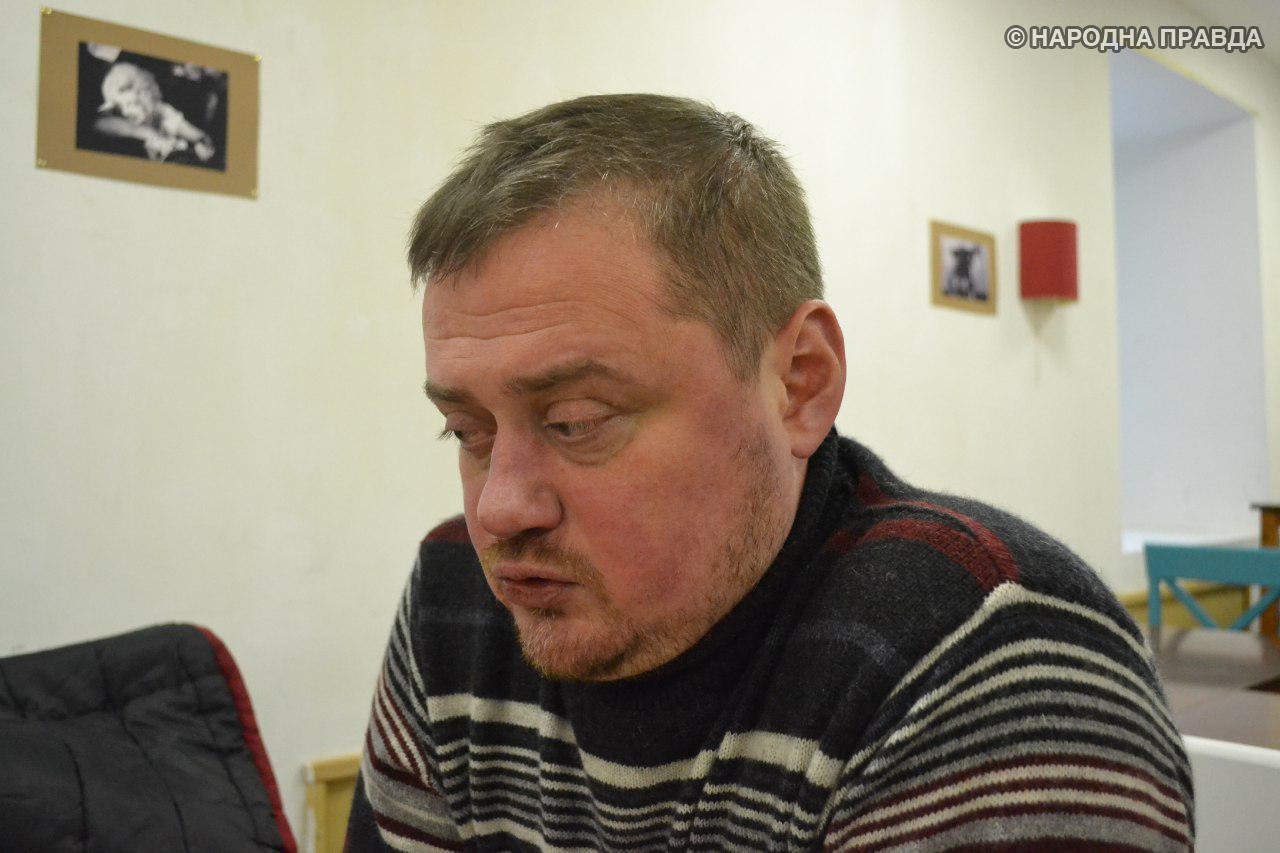 Андрій Кокотюха: наші політики – це шлак