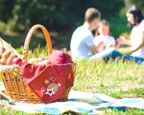 Майские праздники 2018: киевлянам обустроили 38 зон для пикников