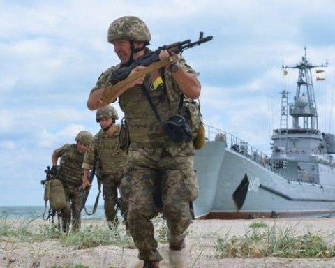 На Херсонщині цивільні напідпитку напали на військових моряків