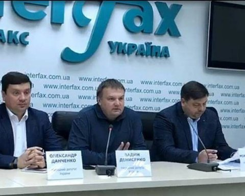 """Вадим Денисенко: За невиконання закону """"Маски-шоу стоп"""" треба вводити кримінальну відповідальність"""