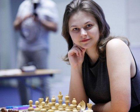 Українка Музичук стала найкращою шахісткою світу