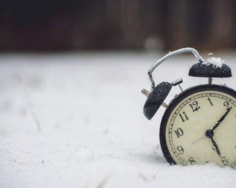 25 березня Україна переходить на літній час