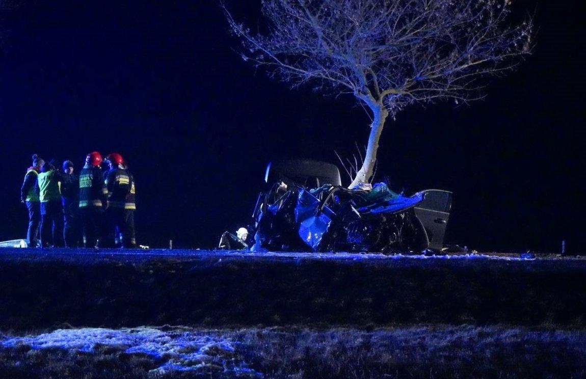 В жутком ДТП в Польше погибли два украинца