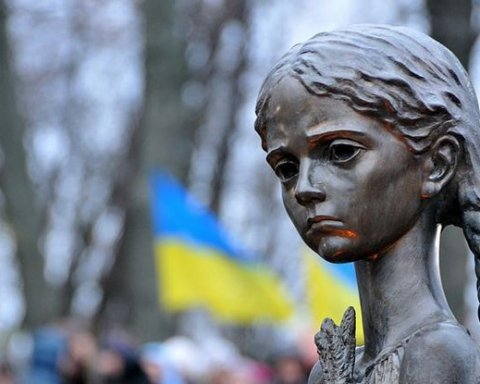 Должны простить, но не можем забыть: на второй «родине» украинцев открыли мемориал жертвам Голодомора
