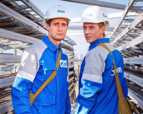 Вслед за FIFA: украинцы обвалили страницу «Газпрома» в Facebook