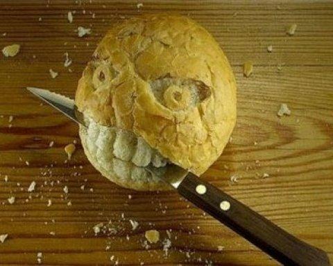 Цей хліб вбиває ваше здоров'я
