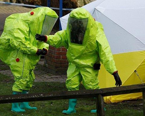 """У Великобританії госпіталізували поліцейського з підозрою на отруєння """"Новачком"""""""