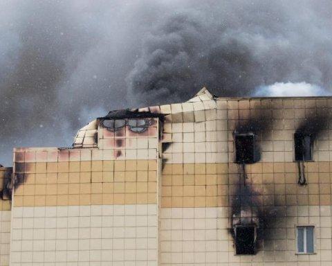 Пекло у Кемерово: від родичів загиблих вимагають підписку про нерозголошення