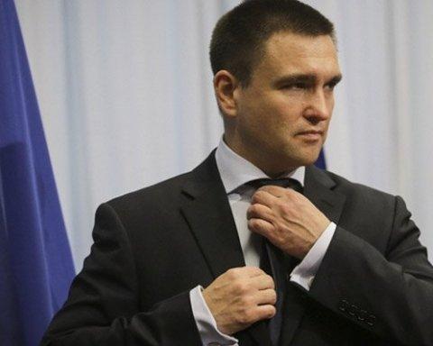 Клімкін про закриття залізничного сполучення з РФ: не потрібно рубати з плеча