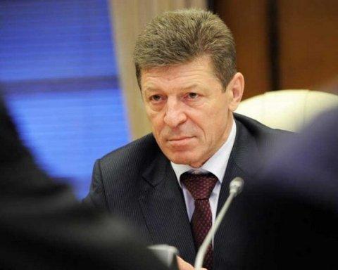 В Кремле меняют переговорщика по Донбассу