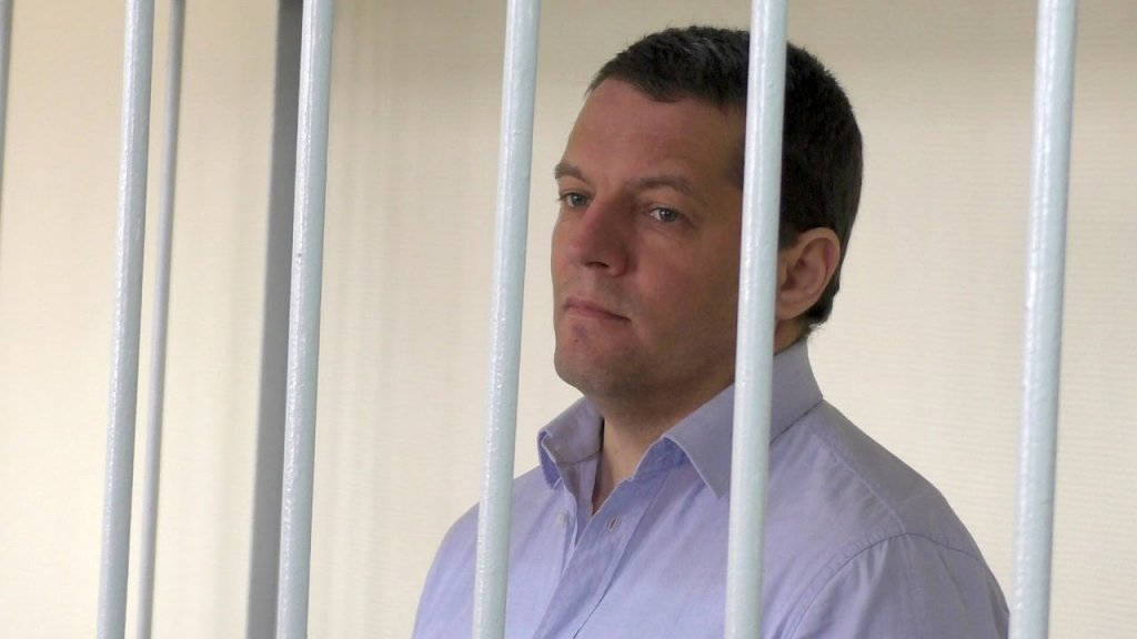 """Готують на обмін: політв'язня Кремля Сущенка привезли до СІЗО """"Лефортово"""""""