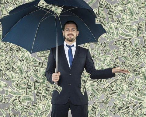 В Украине резко выросло количество миллионеров