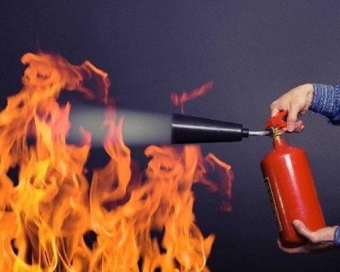 На Закарпатті сталася пожежа в ромському поселенні