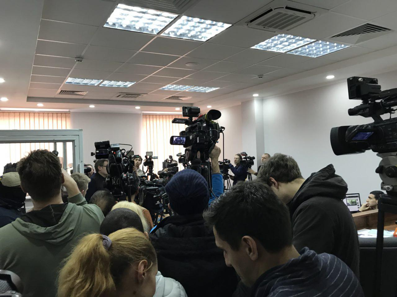У Києві судять Володимира Рубана