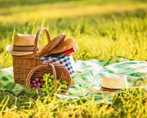Украинцам рассказали о погоде на майские праздники