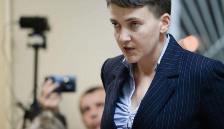 Савченко прошла проверку на полиграфе