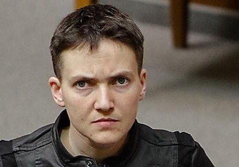 Чистый четверг на полиграфе: Надежда Савченко пройдет проверку на ложь