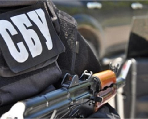 СБУшники потренировались обезвреживать террористов на Закарпатье