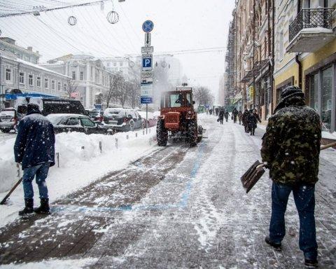 Кого буде засипати снігом: з'явився свіжий прогноз погоди
