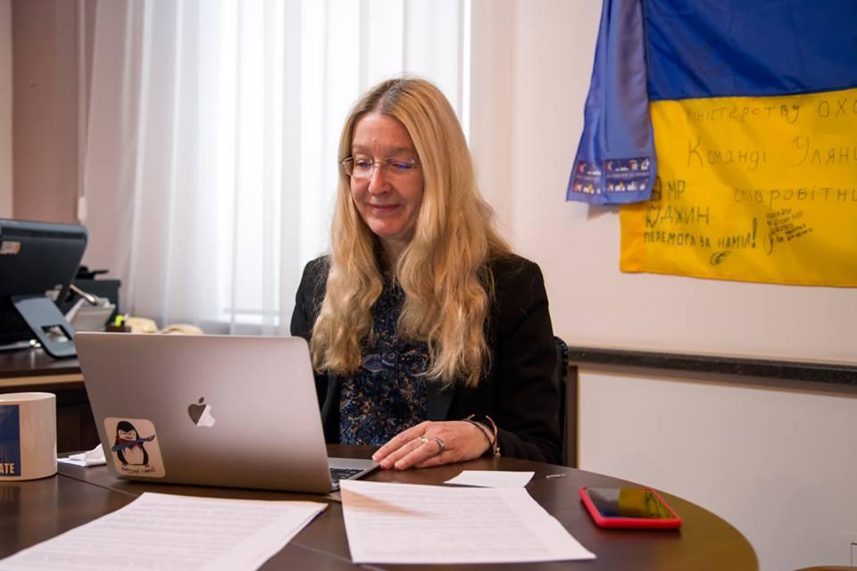 """Українцям назвали """"скромну"""" зарплату Супрун"""