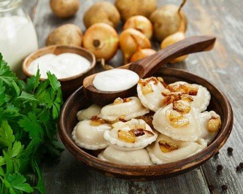 Стоимость вареников с картошкой рекордно выросла в Украине