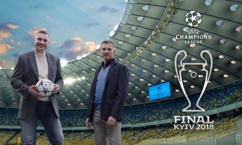 Раскрыта тайна имени звезды, которая выступит нафинале Лиги чемпионов вКиеве!