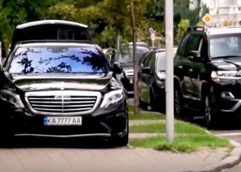 Батько нардепа Котвіцького володіє автопарком вартістю в півмільйона доларів