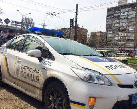 Похищение человека в Кривом Роге: копы объявили план «Перехват»
