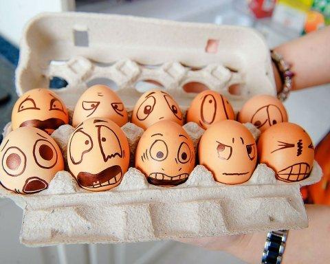 Розбиті і гнилі: які яйця продають українцям