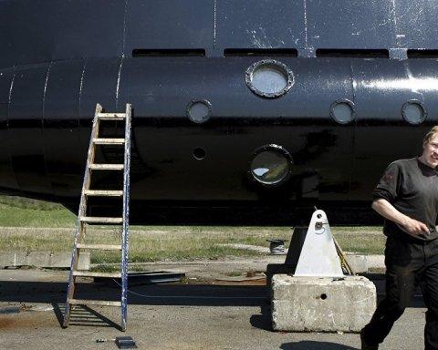 В Дании вынесли приговор изобретателю «Наутилуса», который расчленил журналистку и затопил подлодку
