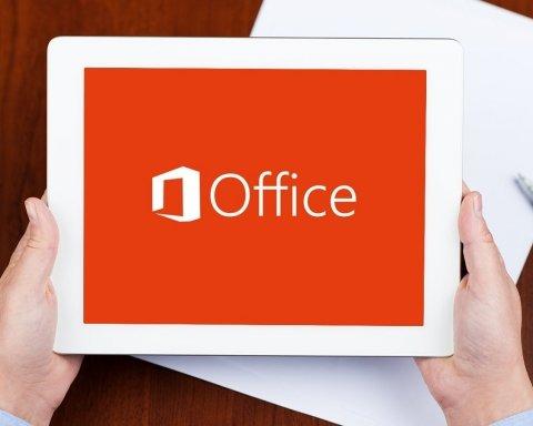 Microsoft представила тестову версію нового пакету Office