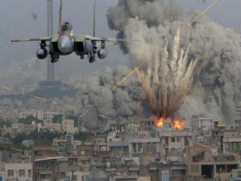 У Сирії почався штурм військових баз