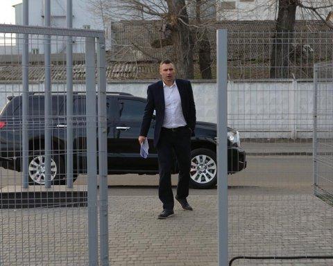 Кличко анонсировал «драконовские штрафы» нарушителям парковки