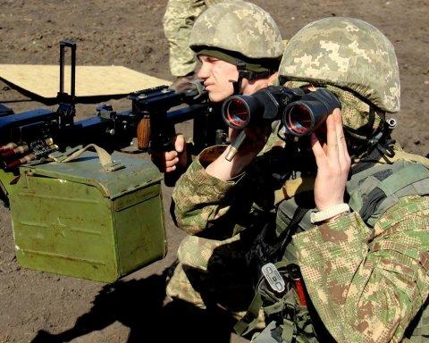 На Донбасі чергове загостренне: у штабі АТО розповіли подробиці