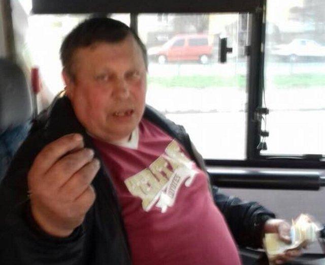 Соцсети разгневали слова «ватного» водителя маршрутки вадрес солдата АТО