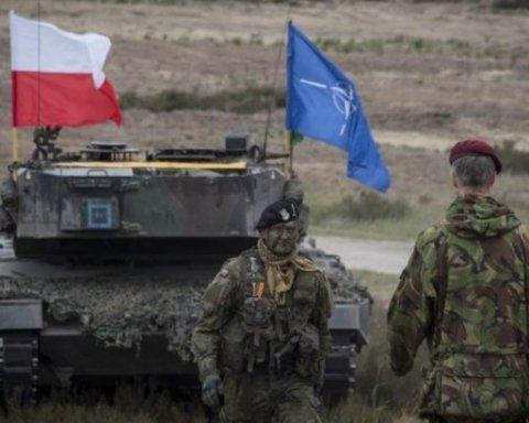США хочуть збільшити у Польщі військовий контингент