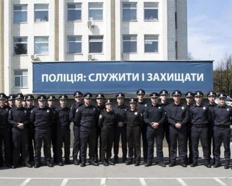Нацполиция объявила начало набора патрульных для Крыма