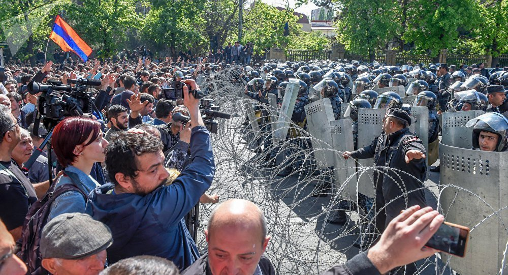 Вірменія закликала до бойкоту українських товарів – фото