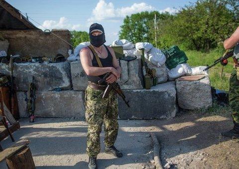 Воевал за еду: украинский копам сдался еще один боевик