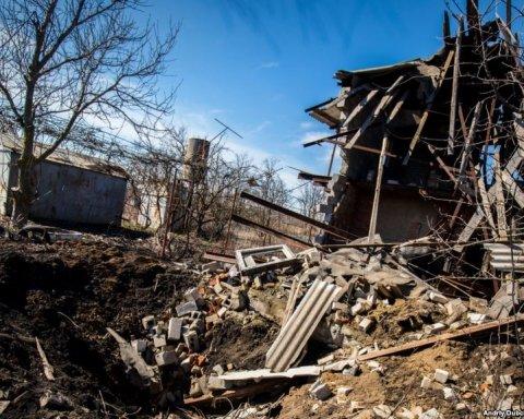 Донбас накрили гуманітарна катастрофа й паніка