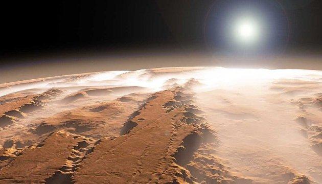 NASA запускає місію на Марс