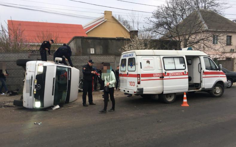 Моторошна ДТП в Одесі: постраждало 11 осіб