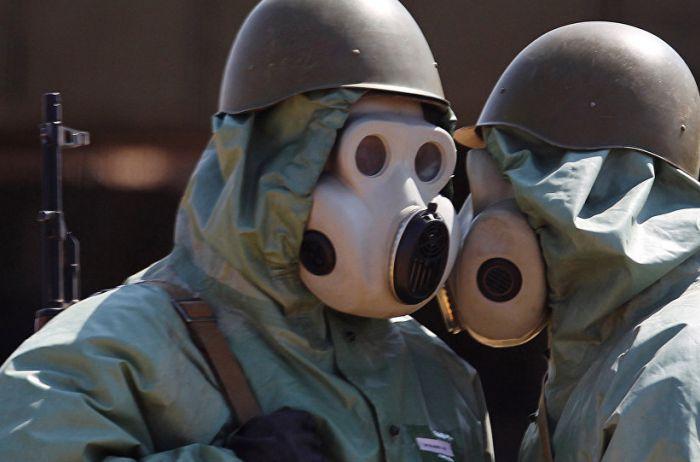 Конфлікт у Сирії стало відомо хто постачав хімічну зброю Опубліковано