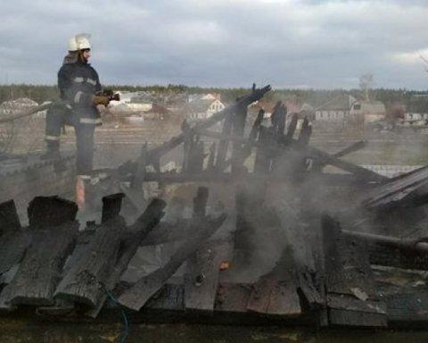 Мощный взрыв газа в Харькове, есть пострадавшие