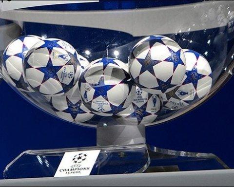 Жеребьевка Лиги чемпионов: с легкой руки Шевченко «Бавария» и «Реал» сыграют в 1/2 финала