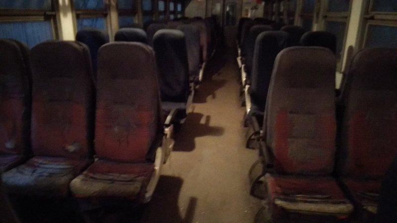 Укрзализныця показала обновленные вагоны