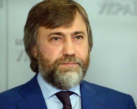 Народний депутат Вадим Новинський привітав українців з Великоднем