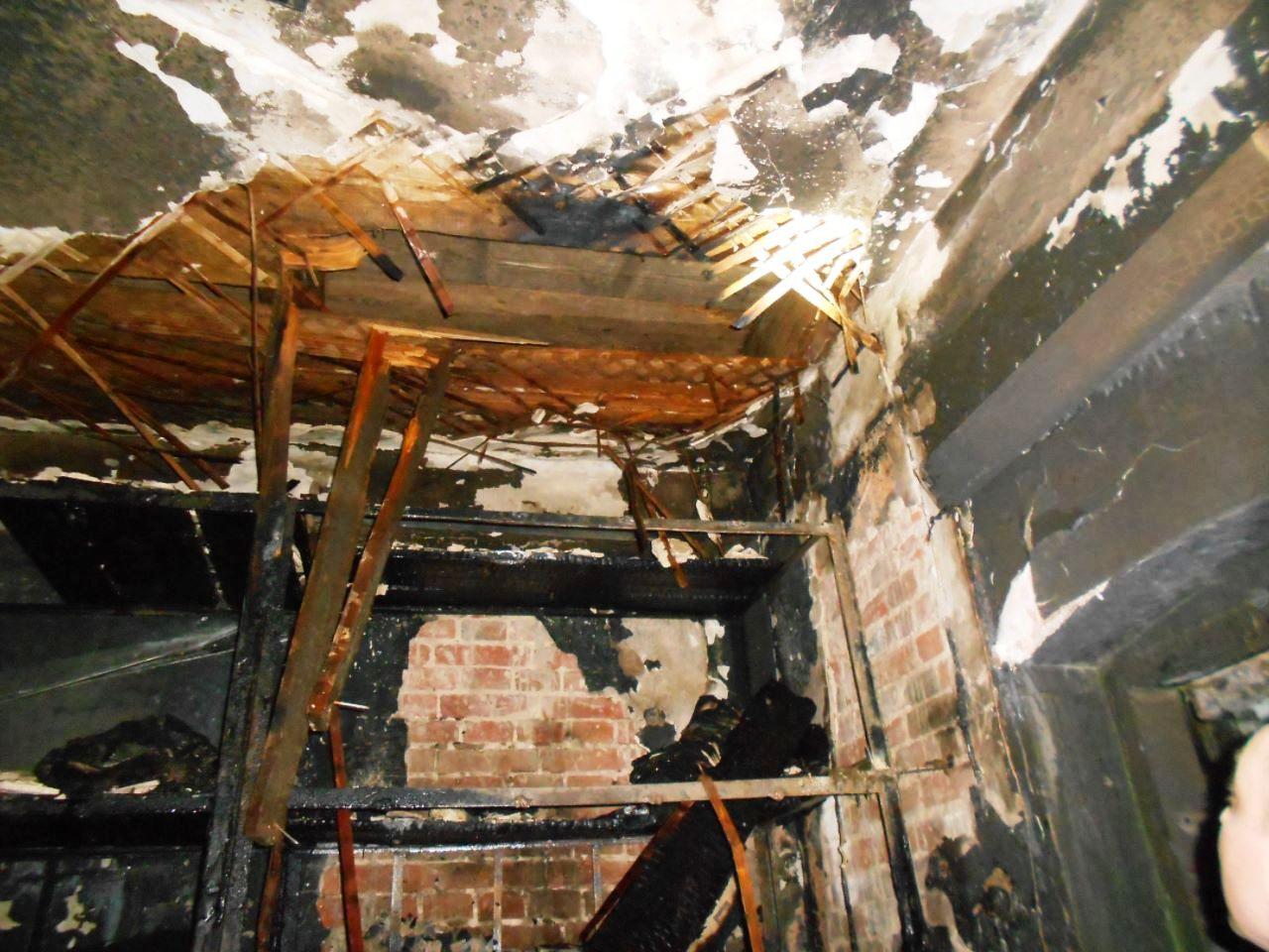 Пожар в СИЗО Чернигова: экстренно эвакуированы 70 осужденных
